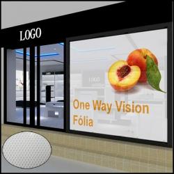 one way vision fólia