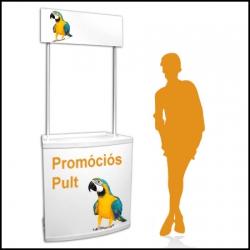 Promóciós Pult