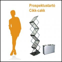 prospektustartó